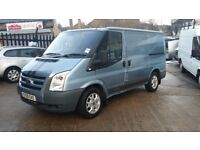 2009 / 59 PLATE Ford Transit TREND 2.2 TDCi 280 S Low Roof Panel Van 5dr (SW...