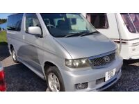 Mazda Bongo Friendee City Runner - 2 Berth Campervan Conversion