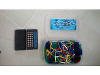 2 Geo Magnet Sets