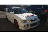 Mitsubishi evo 6