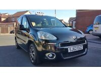 2012 (62) PEUGEOT PARTNER TEPEE TAXI 1.6 HDI CAB DIRECT WHEELCHAIR ACCESS EURO 5 E7