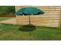 Garden parasol sunshade, beach parasol, events, classic car show, bbq, garden party