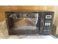 Black Digital Microwave Oven For Sale