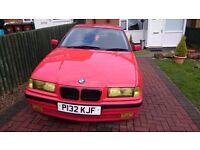 1996 - CLASSIC CAR - BMW 318 I - 3 SERIES 1,8 PETROL Sell, Swap
