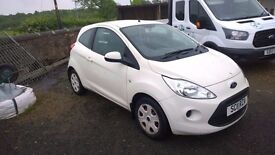 2011 Ford Ka 1.2 14000 Miles Only 1 Owner