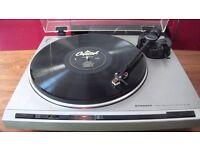 Pioneer PL-320 Direct Drive Auto Return hifi Turntable Record Player