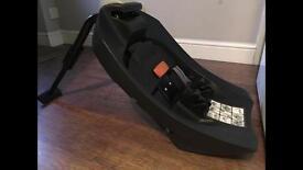 Cybex Aton and Aton q car seat base black