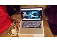 Applemac Pro 13 inch laptop and Universal Laptop Power Bank