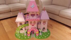 Wonderland Fairy Castle