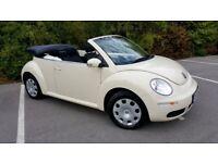 Volkswagen Beetle Convertible 1.9 TDI Face Lift