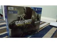 NEW PS4 SLIM 1TB CALL OF DUTY SPECIAL EDITION