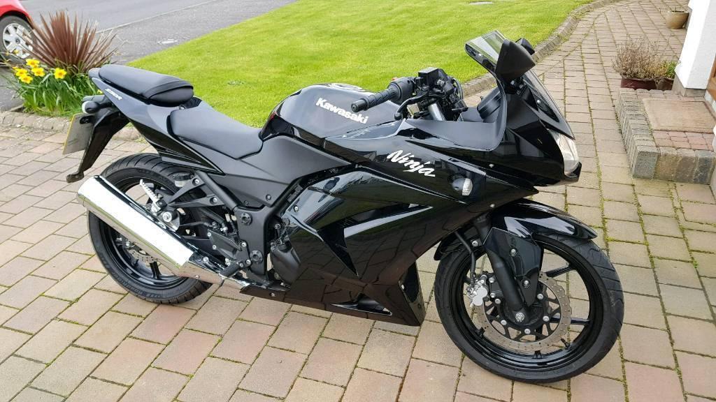 2009 Kawasaki Ninja 250r Black In Newtownards County Down