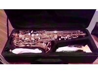 Republic Saxophone-Brand New.