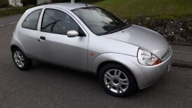 Ford KA Luxury, 1.3l, 1 yrs MOT