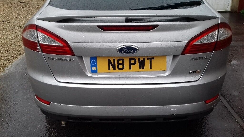 Private number plate( N8 PWT ) comes with free car