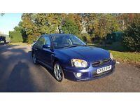 Subaru Impreza 2.0 GX Sport 4dr£2,390 JUST ARRIVED. EXCELLENT DRIVE 2003 (53 reg), Saloon