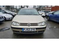 Volkswagen Golf TDi SE 1.9 Diesel