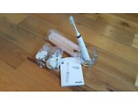 Philips Sonicare DiamondClean Rose Gold HX9311/04 Rechargeable Electric Toothbrush