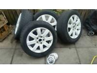 Vw 16 alloy wheels