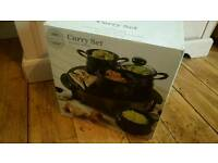 Curry Cooking Set