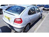 Renault megane spares or repair