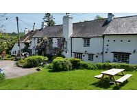 Housekeeping staff needed for historic Devon country inn