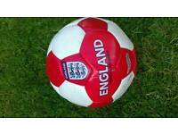 England leather fooball