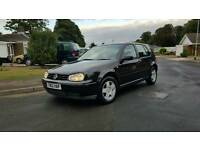 Vw golf gti with 12months MOT