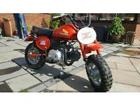 Original Honda Z50r Monkey Bike