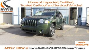 2007 Jeep Compass Sport ** WINTER SPECIAL **