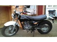 Skyteam V-Raptor motorbike