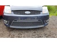 Ford fiesta st / zetec s front bumper