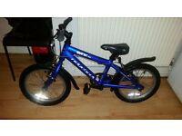 "Kids Ridgeback MX 16"" mountain bike Alloy Frame Unisex Children EXCELLENT CONDITION"