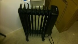 Dimplex Electrical Heater Oil Filled Radiator with Timer