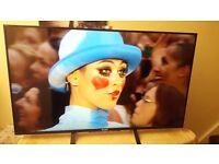 "Sony Bravia 49"" 4K Ultra HD Smart 3D LED TV With Freeview HD (Model KD-49X8505B)!!!"