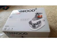 NEW Kenwood multione