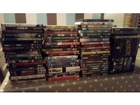 Job lot of dvds. Over 60 plus two box sets