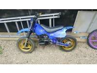 Small 50cc bike