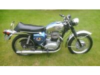 BSA A65 Thunderbolt in Great Original Condition (A65T not A65L)