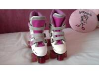 LA Light Up Roller Boots