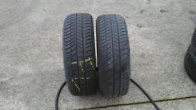 185/60/15 part worn tyres... NOW SOLD..OTHER IN STOCK