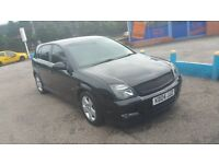 Vauxahll signum 2.0T 10MOT stunning car for cheap !!!!