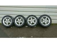 Toyota celica 16 inch alloy wheels