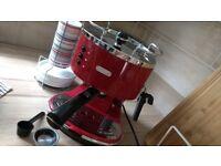 DeLonghi Coffee Maschine Icona Pristine Condition