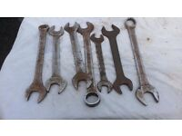 Miscellaneous spanners