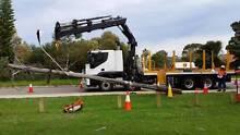 2010 Iveco Stralis AT13 Crane Truck Bibra Lake Cockburn Area Preview