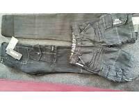 Job lot jeans bnwt 20 pairs