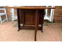 Solid wood dining table for sale £45
