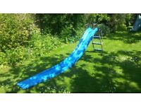 TP Slide and extension - blue