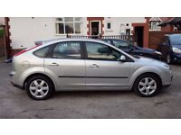 2006 FORD FOCUS 1.6 SPORT, 79,OOO MILES, 12 MONTHS MOT, 2 FORMER KEEPERS, HPI CLEAR